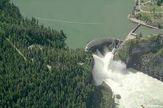 Boundry Dam, Pend Oreille River