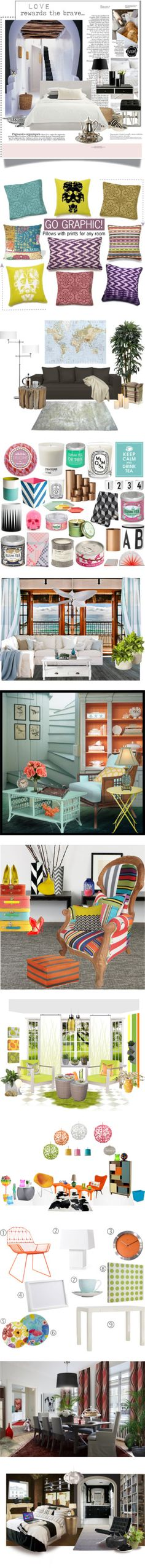 """Top Interior Design Sets for Apr 21st, 2013"" by polyvore ❤ liked on Polyvore"