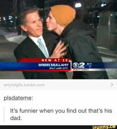 It's Funnier When You Find Out That's His Dad - Funny Memes. The Funniest Memes worldwide for Birthdays, School, Cats, and Dank Memes - Meme Stupid Funny Memes, Funny Relatable Memes, Funny Cute, Really Funny, Funny Posts, Funny Stuff, Funny Things, Super Funny, Bullshit