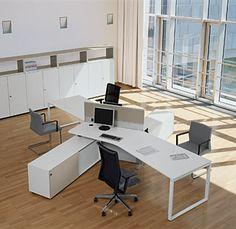 Table Bene T-Front Office - Bene Office Furniture