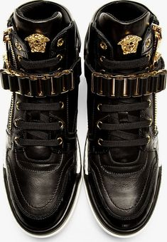 6ee5e74555bad Men s black sneakers. Sneakers happen to be a part of the fashion world for  longer