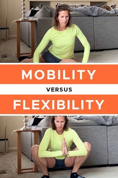 Mobility vs Flexibility understanding the difference and why both matter for preventing running injuries Beginner Stretches, Post Run Stretches, Yoga Vs Pilates, Pilates Reformer, Fit Board Workouts, Running Workouts, Running Tips, Ankle Mobility Exercises, Running Form