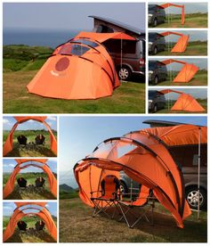 The most versatile and cool campervan awning ever! It can even adapt to changing weather. | Crowdfunding is a democratic way to support the fundraising needs of your community. Make a contribution today!