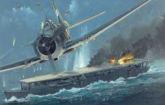 Battle Of Leyte Gulf art prints - Bing Images
