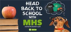 Head back to school with some great MHS gear in store today!