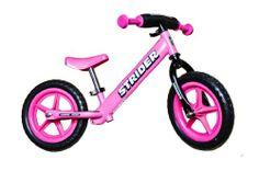 STRIDER ST-4 No-Pedal Balance Bike **Special Limited Edition Balance Bike** (Pink)