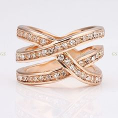 Aliexpress.com : Buy ROXI personality rings platinum plated with Cubic zirconia diamonds,fashion Environmental Micro Inserted Jewelry,101021450 from Reliable ring resizing platinum suppliers on George Smith Jewelry(ROXI Brand)