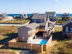 Nags Head Vacation Rental: East of Eden 296 |  Outer Banks Rentals