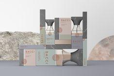 Bacci cosmetics on Behance