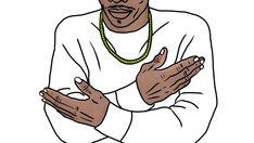 fi mi'le! read about yoruba gestures. www.orishaimage.com