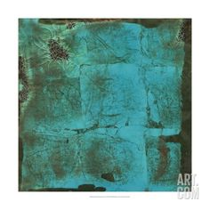 Shattered Expectations I Stretched Canvas Print by Renee W. Stramel at Art.co.uk