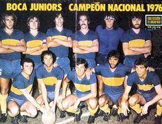 Boca Juniors 1976