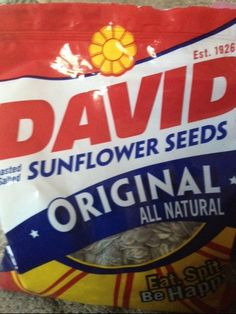 David Sunflower Seeds Review - News - Bubblews