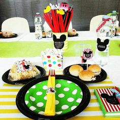 Mickey's party by sweet d'elite