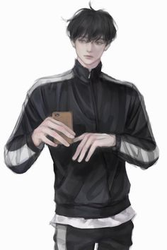 Dark Anime Guys, Cool Anime Guys, Hot Anime Boy, Handsome Anime Guys, Hisoka, Character Art, Character Design, Digital Art Anime, Anime Artwork