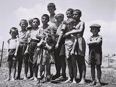 holocaust survivors | Group of Orphan Holocaust Survivors | Flickr - Photo Sharing!