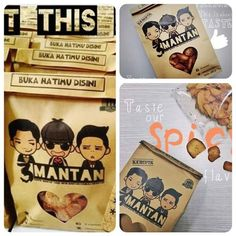 Saya menjual Kripik 3 Mantan seharga Rp25.000. Dapatkan produk ini hanya di Shopee! http://shopee.co.id/elasalsabilah/4795137 #ShopeeID