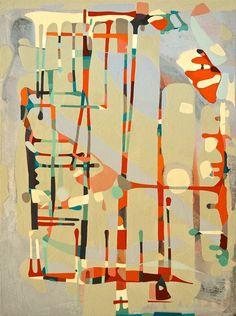 Brad Eberhard painting