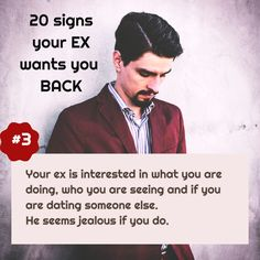 best is he dating someone else signs your ex bf