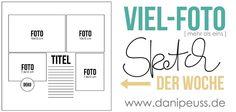 Viel-Foto Sketch der Woche #dpSketchDerWoche von www.danipeuss.de