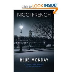 Great pageturner! Blue Monday