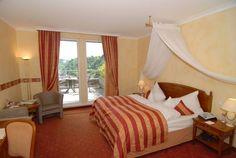 Deluxe Zimmer im Schloss Restaurant, Germany, Villa, Bed, Furniture, Home Decor, Photo Illustration, Twist Restaurant, Stream Bed