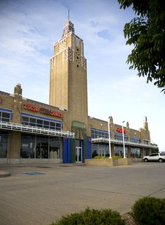 Warehouse Market Building  925 S. Elgin Ave., Tulsa, OK  Completed in 1929  Architect: B. Gaylord Noftsg