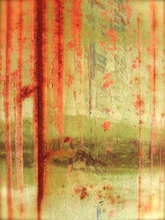greens &yellows - images - josh martin . photographs abstract art photo canvas modern industrial urban decay rust print