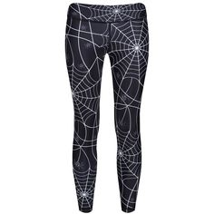 Mini size leggings for Halloween and spider fans, these Tangled Web workout tights are perfect for park running, playing or trick or treating.  Cut from silky soft LYCRA fabric, they effortlessly stretch and spring back so your little ninja can move freely whilst looking spooky. Quick-drying, they stay opaque at all times and the funky design is versatile so can be worn post-Halloween. Get yourself a matching pair of adult Tangled Web leggings to be spider superheroes together. Tights, Leggings, Funky Design, Tangled, Ninja, Spider, Fans, Running, Workout