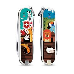 Victorinox Swiss Army Classic Sd Pocket Knife, The Ark : Sports & Outdoors