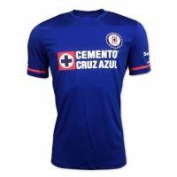 Cruz Azul FC 2017-18 Season Home Liga MX Shirt Jersey