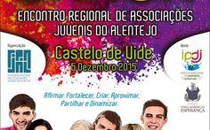 Castelo de Vide: Primeiro Encontro Regional das Associações Juvenis do Alentejo