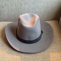 """Selling this """"VINTAGE STETSON XXX BEAVER WESTERN COWBOY HAT"""" in my Poshmark closet! My username is: backbend31. #shopmycloset #poshmark #fashion #shopping #style #forsale #Stetson #Accessories"""