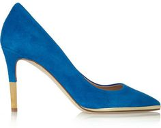 J.Crew Everly suede pumps on shopstyle.com #MichelleObama