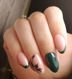 nails, You can collect images you discovered organize them, add your own ideas to your collections and share with other people. Feather Nail Designs, Best Nail Art Designs, Gel Nail Designs, Plum Nails, Shiny Nails, Pastel Nails, Gelish Nails, Nail Manicure, Cute Nails