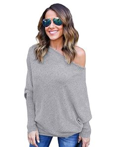 Women Sexy Off Shoulder Basic Sweater 2017 Female Spring Autumn Plus Size  Batwing Sleeve Knitted Pullover Femme Sweater Jumpers
