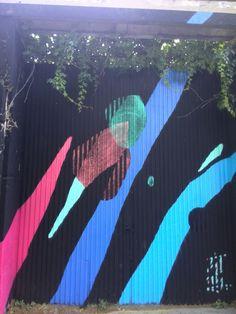 Street art en Barcelona