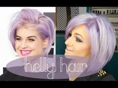 She Wants A Pastel Lilac And Icy Silver Blend. The Final Result Is Flawless