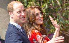Königliche Juwelen: William und Kate-Royaler Besuch in Indien Tag 1