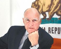 Governor Jerry Brown is always about maintaining high standards of apathy, from the tip of his toe to the top of his shiny head.  http://melcarriere.hubpages.com/hub/California-2015-Voter-Apathy-Guide