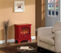 The Dura flame Electric Stove with Heater adds charm, ambiance and warmth to any room. The stove has a charming picture window with arched frame detailing and a brushed nickel handle. Other features include Craftsman Fireplace, Cottage Fireplace, Fake Fireplace, Double Sided Fireplace, Black Fireplace, Concrete Fireplace, Farmhouse Fireplace, Cozy Fireplace, Modern Fireplace