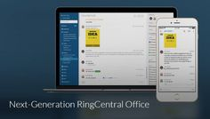We're excited to share the unveiling of RingCentral's #vision around the new era of Collaborative Communications! #Collaborative #communications is the next frontier, a simple way of empowering people to #communicate and #collaborate without barriers // #Business #BusinessNews #Technology #TechNews #CollaborativeCommunications