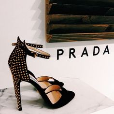 Prada #shoes #heels