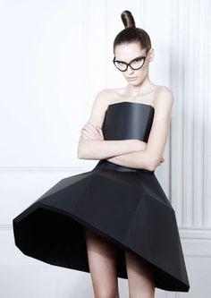 design-dautore.com: Novas tendências: Paper Couture