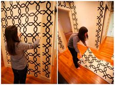 removable wallpaper through sherwin williams!