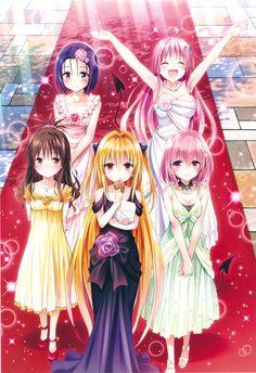 Yabuki-Kentarou-Lala-Satalin-Deviluke-To-Love-Ru-Anime-3084789.jpeg (2373×3465)