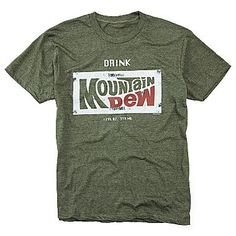 Drink Mountain Dew Graphic Tee - jcpenney