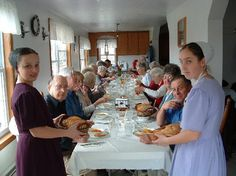 Amish Heartland Tours: Enjoy a meal in an Amish Home, Ohio