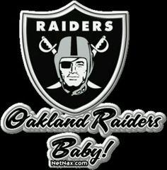 Oakland Raiders fosho