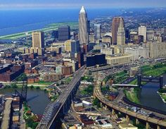 Cleveland, Ohio...lived in this area for 4 years